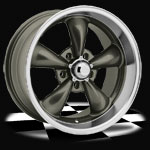 Rev-Wheel Classic 100 Charcoal